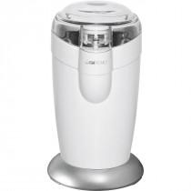 Clatronic KSW 3306 - Molinillo de café eléctrico, 120 W, color blanco y plata