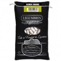 Guillermo Alubia especial Fabada Judía Faba Gourmet Calidad Extra Saco 500gr