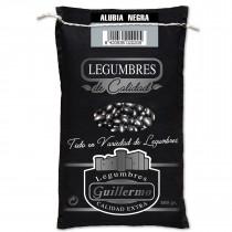 Guillermo Alubia Negra Fríjoles Negros Suramérica Gourmet Calidad Extra Saco 500gr