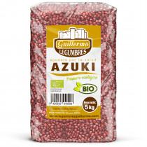 Guillermo Horeca Alubia Azuki Judía Ecológica BIO Granel Calidad Extra 5kg