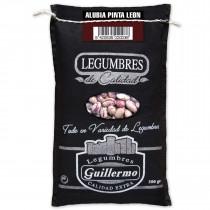 Guillermo Judía Pinta León Alubia Gourmet Calidad Extra Saco 500gr