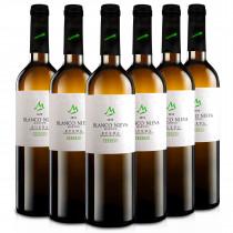 Martúe Blanco Nieva Verdejo Vino Blanco D.O. Rueda - 6 Botellas x 750 ml