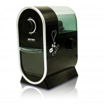 MPM MMK-05 Molinillo Café profesional con sistema muelas, 17 ajustes de molienda, más fino a grueso, temporizador, depósito 60g, 100W