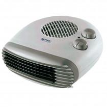 MPM MUG10 Calefáctor eléctrico portátil, 2 niveles de potencia, 2000W