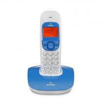 Brondi Teléfono NICE Blanco/Azul