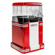 Camry CR 4480 - Palomitero máquina hacer palomitas maiz pop-corn, diseño retro estilo Vintage color rojo