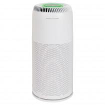Proficare LR 3083 Purificador de Aire Ionizador Inteligente, Filtro HEPA Sensor APD, Mando a Distancia, Temporizador, Silencioso, Hogar 60m², 4 Filtros, Captura Polvo, Polen, Malos Olores, Control App