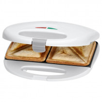 Clatronic Sandwichera ST3477 blanca