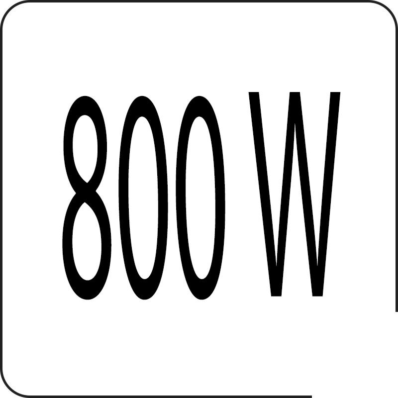 MPM MBL-26 Batidora de Vacío Americana de Vaso, Pantalla Táctil, Temporizador, Jarra de Tritán, 1,5 Litros, 22000 RPM, Triturar Hielo, 800 W