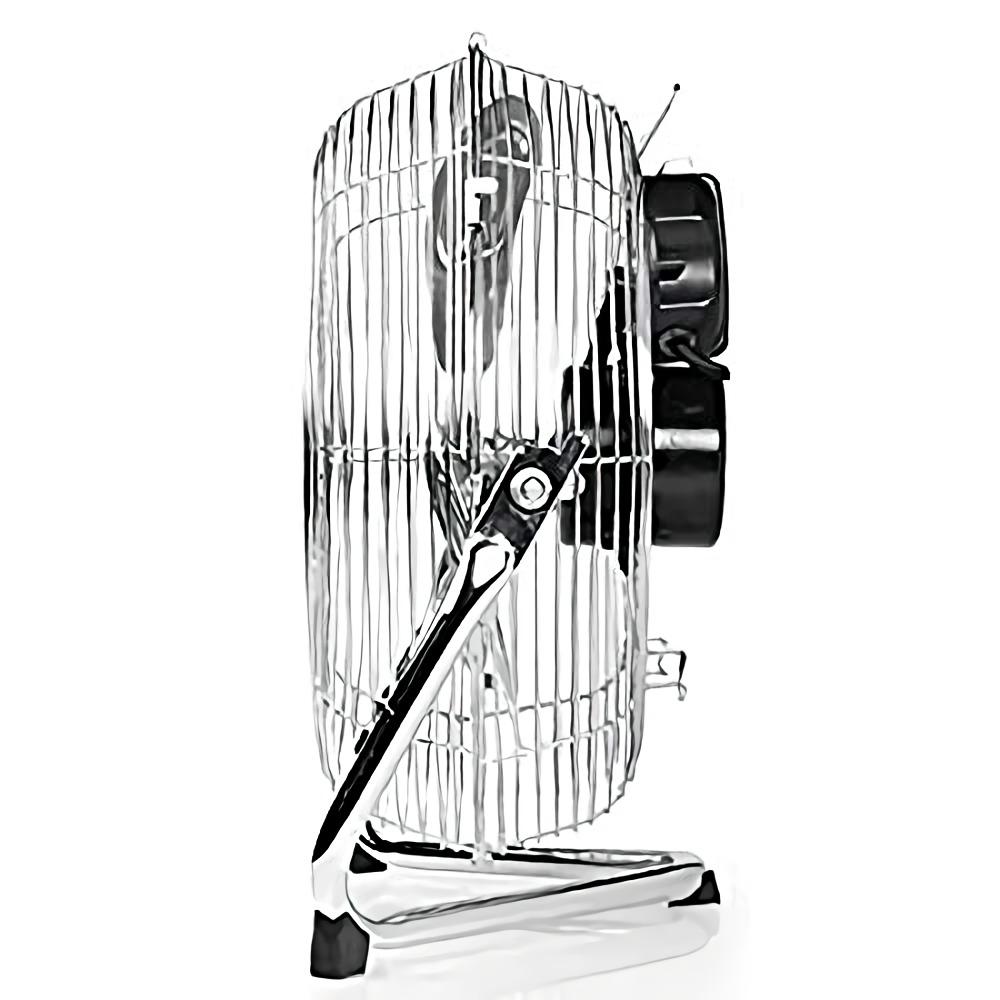 MPM MWP-01 Ventilador industrial suelo cuerpo metal, 3 aspas metálicas 45cm, 3 velocidades, potente motor silencioso 100W