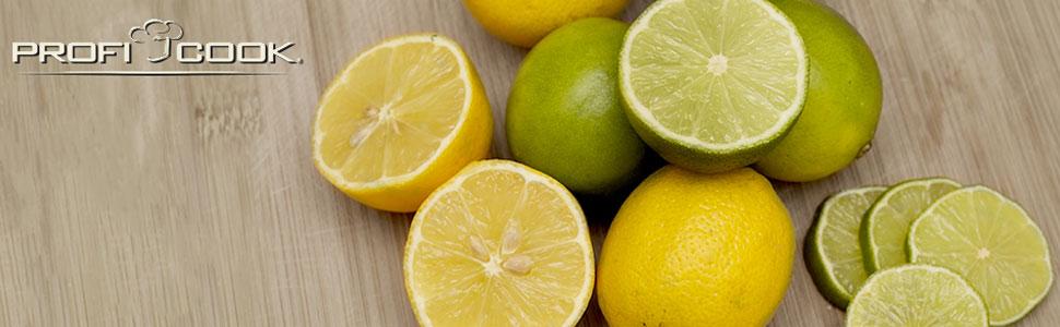 Exprimidor eléctrico zumo naranjas y limón con palanca, motor profesional