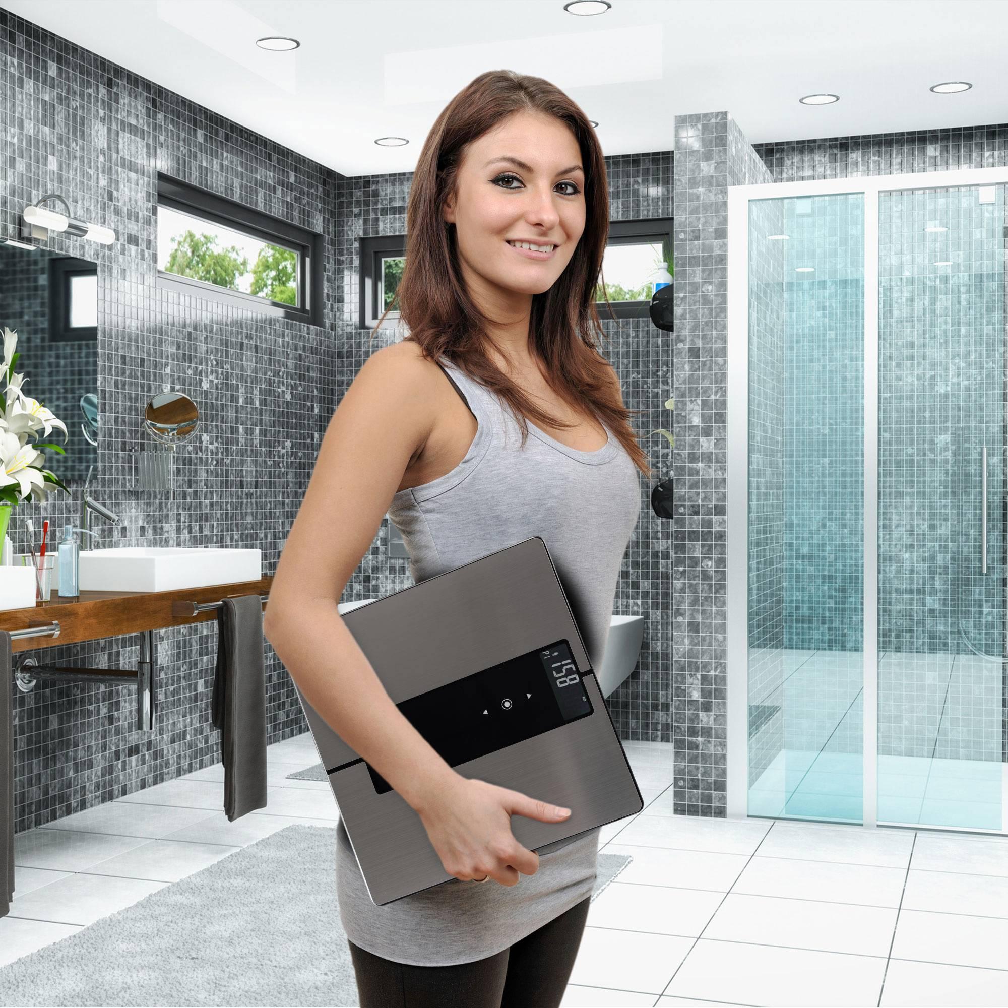 Báscula de baño Proficare Germany PW 3008