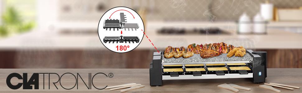 raclette clatronic
