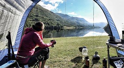 Electrodomésticos especial para el mundo del camping