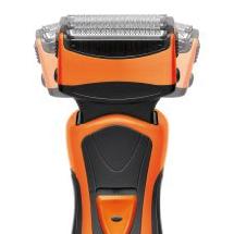 Afeitadora rotativa AEG HR 5655 cabezal adaptable