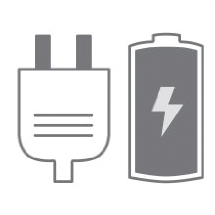 Afeitadora rotativa AEG HR 5655 bateria recargable