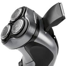 Afeitadora rotativa AEG HR 5654 corta patillas