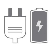 Afeitadora rotativa AEG HR 5654 bateria recargable