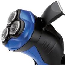 Afeitadora rotativa AEG HR 5655 cortapatillas