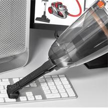 Aspiradora sin bolsa con bateria recargable clatronic aks 832