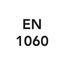 Certificado EN 1060/MDD