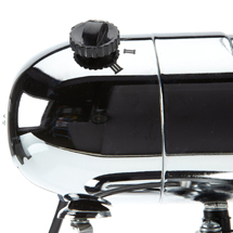 AEG VL 5526 M - Ventilador de mesa metálico estilo retro